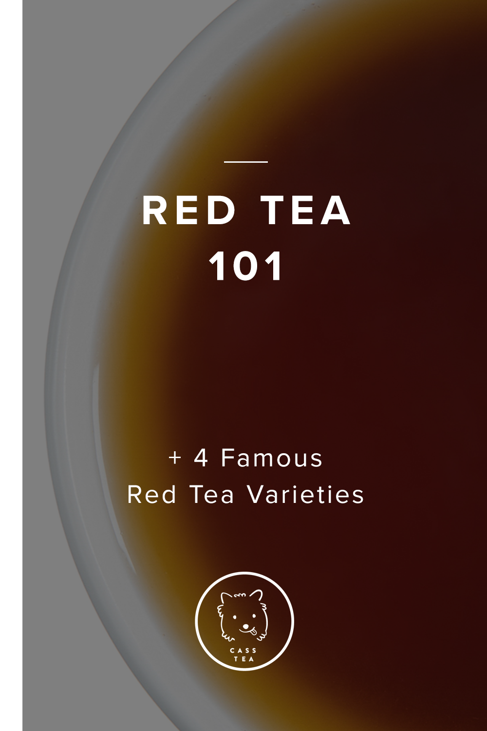 """Red Tea 101 will bring you up to speed on the basics of red tea. Red Tea usually goes by the name """"Black Tea"""" for English speakers - which can be confusing as Black Tea is a separate category of Chinese tea. Red tea is the most popular tea in the west, and is also full oxidized, unlike green tea which has no oxidization. Let's learn about what makes red tea so irresistible."""