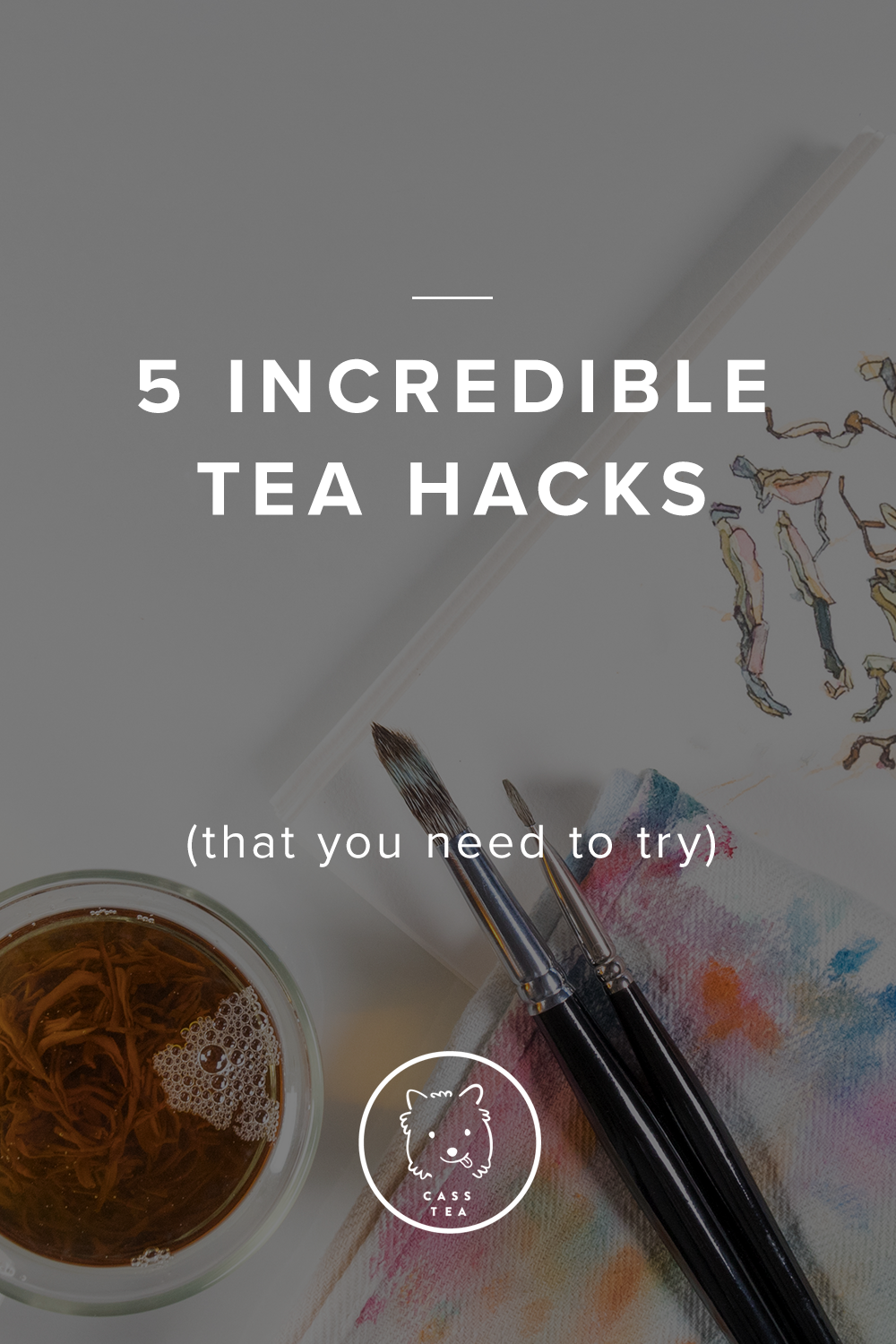 """Everything from getting squeezing out more life from your loose leaf tea, to decaffeinating tea yourself - these 5 incredible tea hacks are easy to do and will definitely come in handy. Our favorite is the """"Kill Brew"""" trick, so be sure to read until the end to see (and taste it) for yourself."""