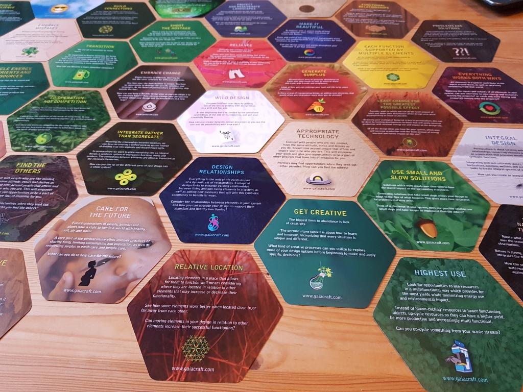 Gaiacraft cards