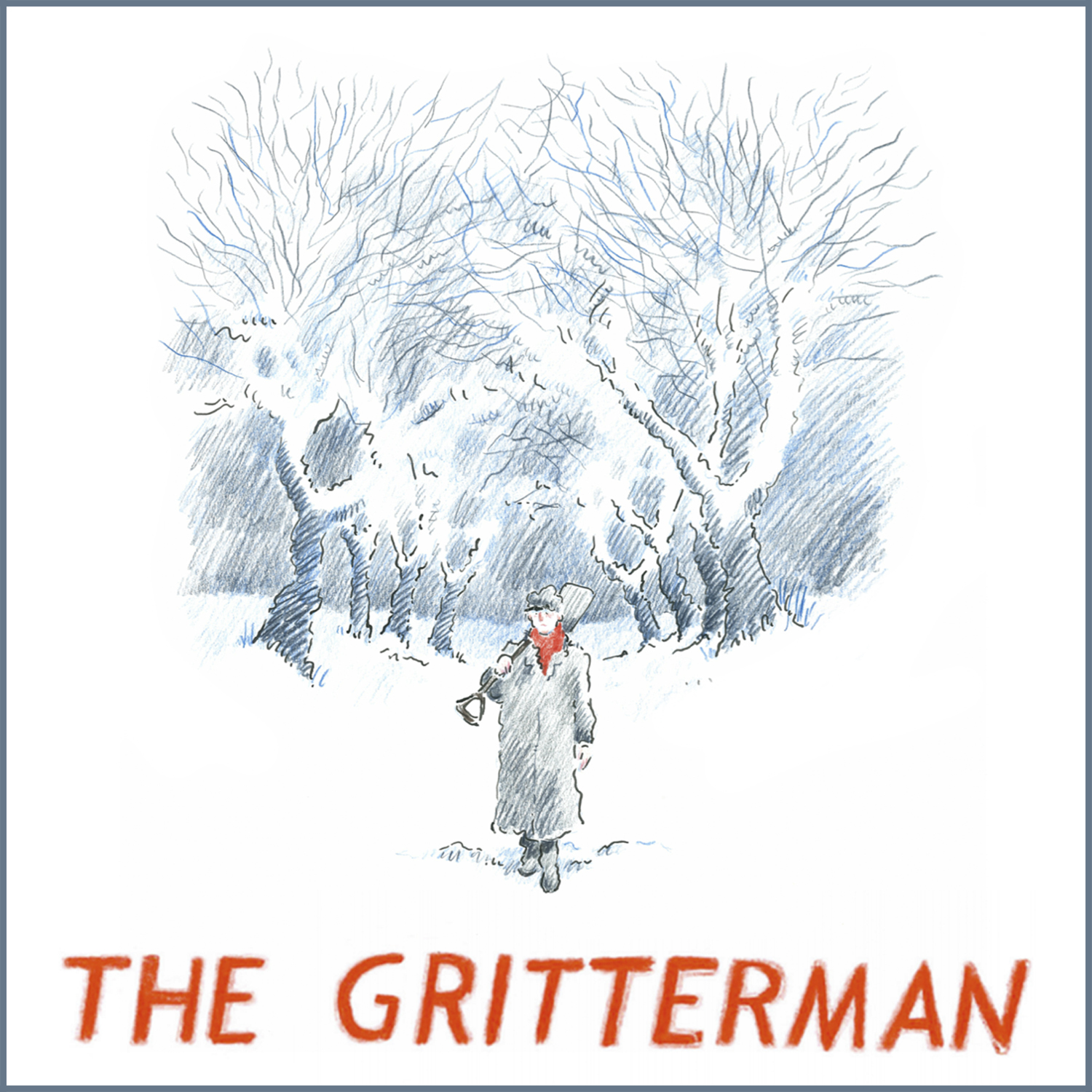 The Gritterman's companion album featuring new tracks by Orlando Weeks and ft. Paul Whitehouse as The Gritterman is available to listen to and download on all digital and streaming platforms.   CLICK HERE  TO STREAM / DOWNLOAD