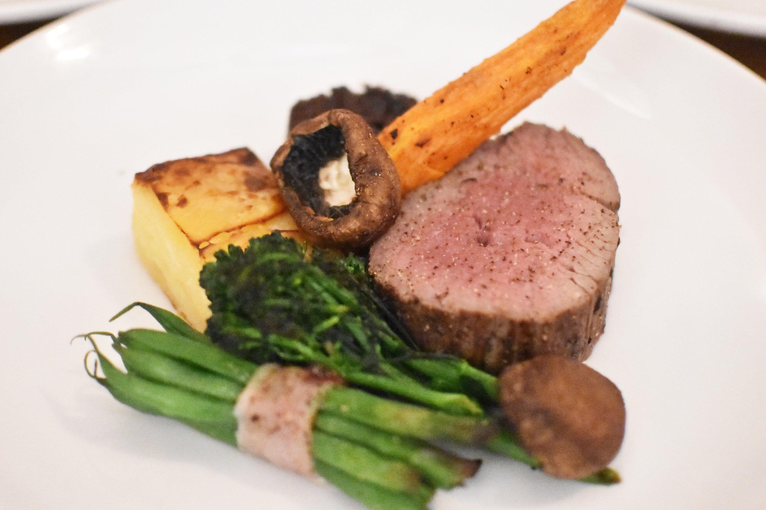 Hampshire fillet steak