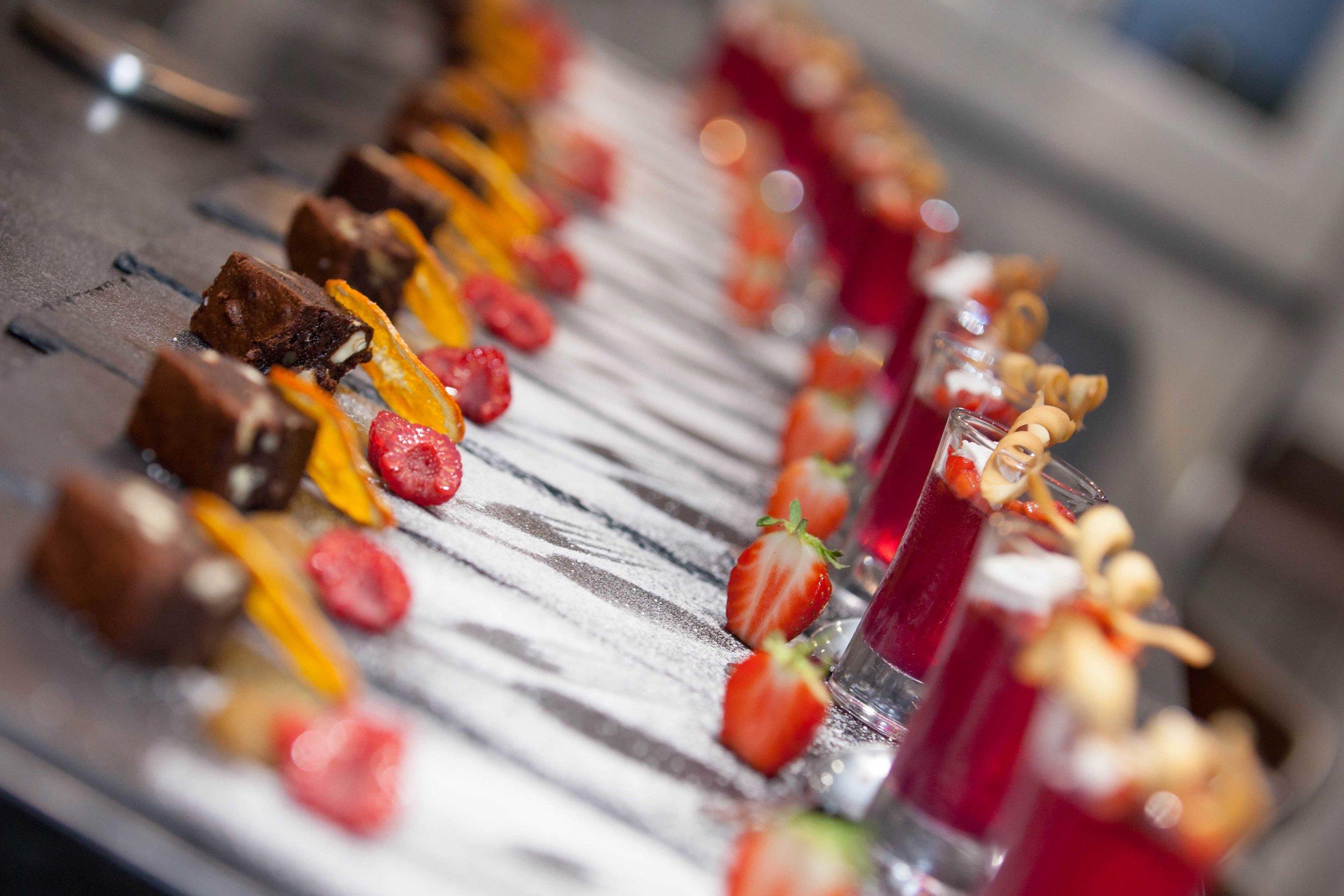 ChefGary Desserts