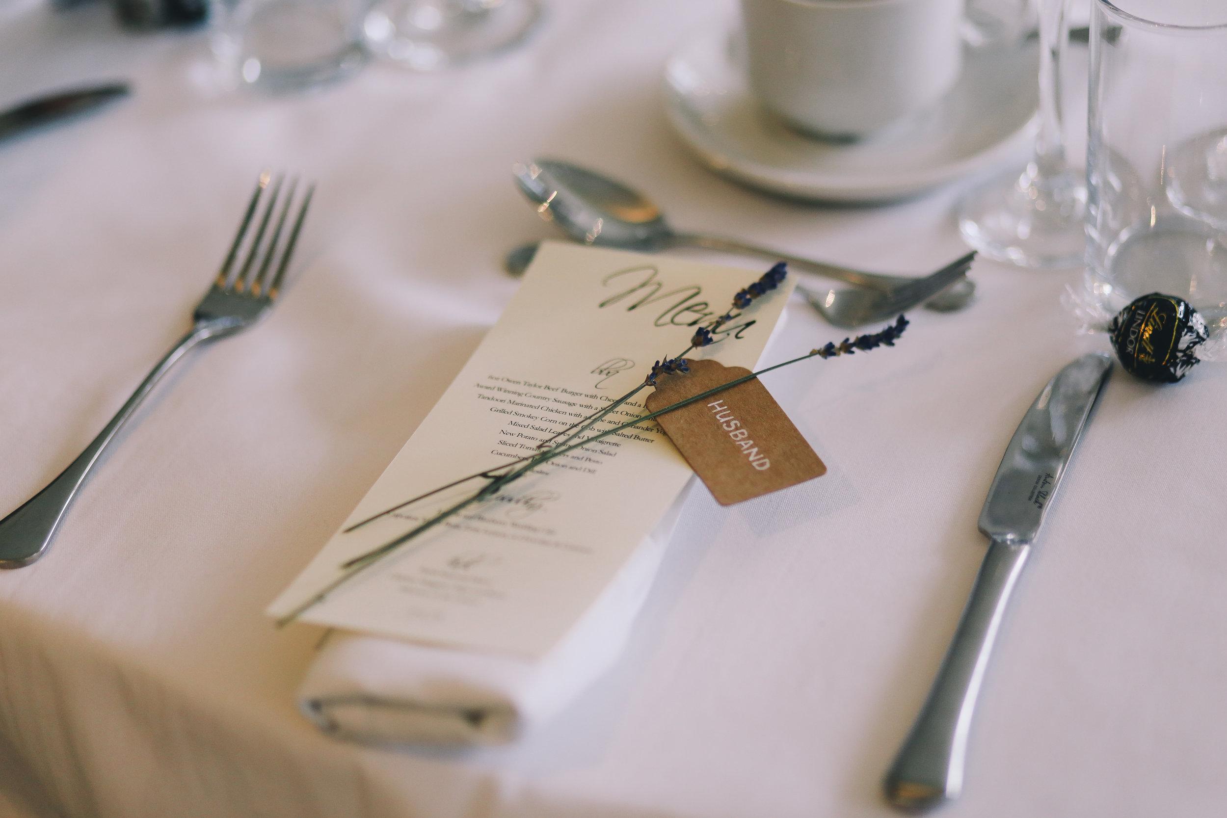 ChefGary Wedding
