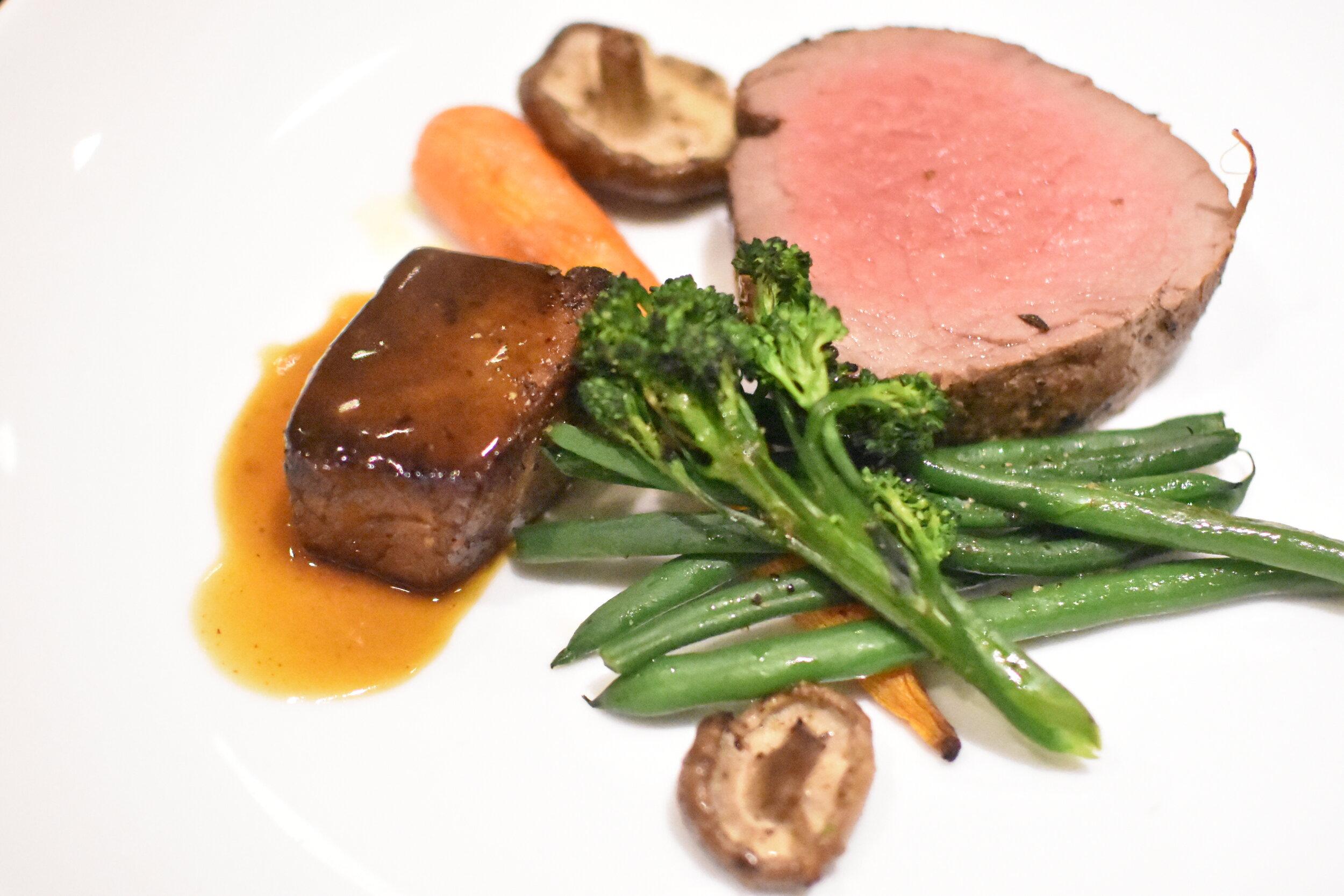 ChefGary Dinner party - British Beef