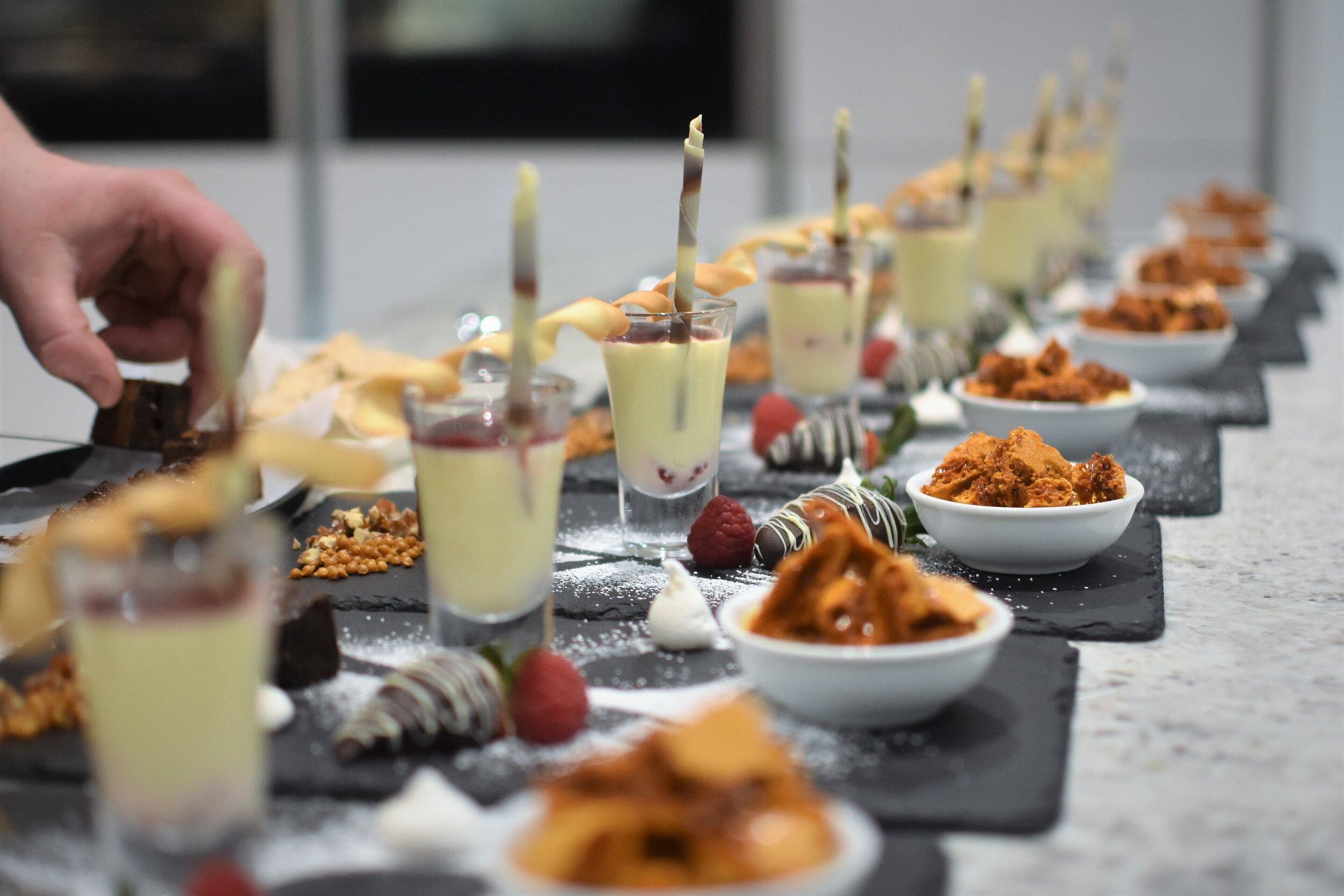 Desserts chefgary