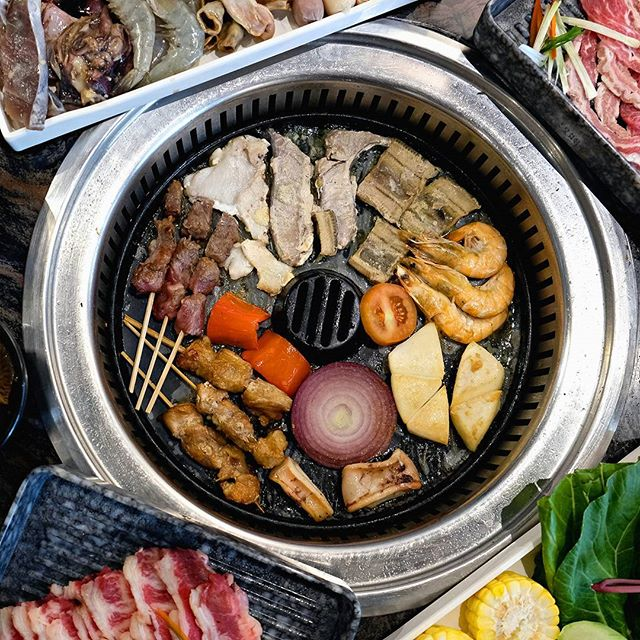Soothe away your FRIYAY! Expand your repertoire with our selection of fresh ingredients you can grill. Head over to Tong Yang Plus now! ;) #TongYangPlus #GrillAndHotpotAllYouCan
