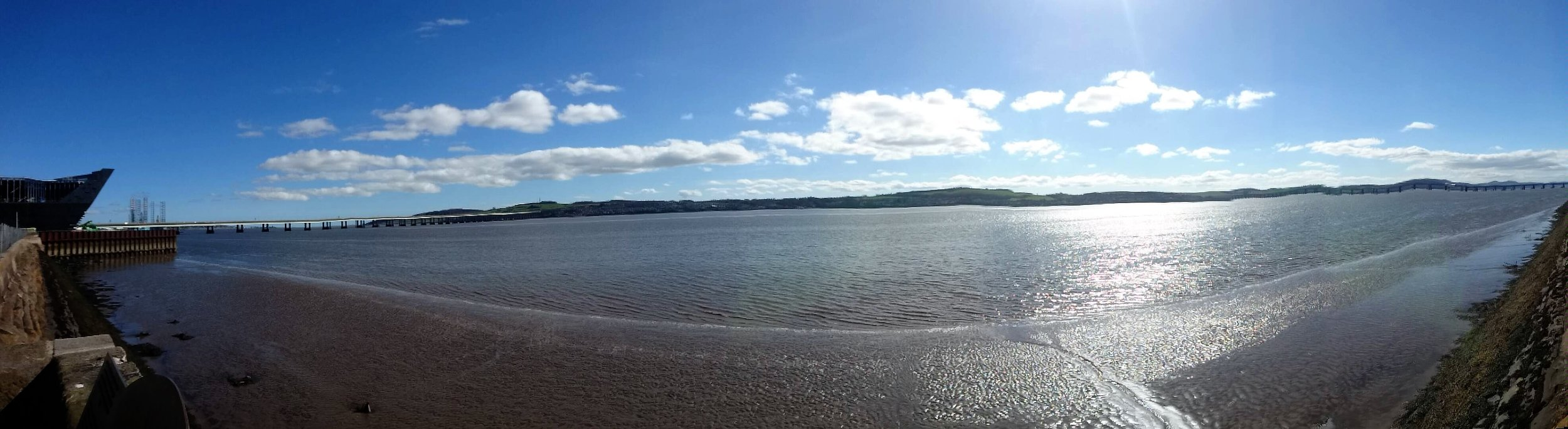A view of the Firth of Tay, Dundee / Jenny Eve