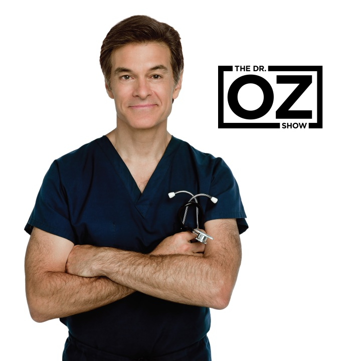 Mehmet Oz, MD - Cardiothorasic surgeon, best-selling author, and star of The Dr. Oz Show