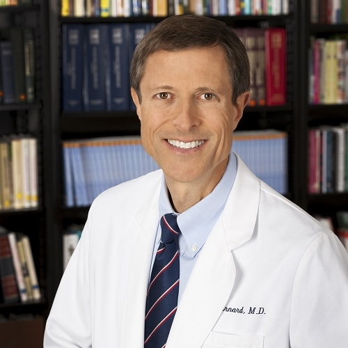 Neal Barnard, MD - Nutrition researcher, bestselling author, and one of America's leading advocates for health, nutrition, and higher standards in research.