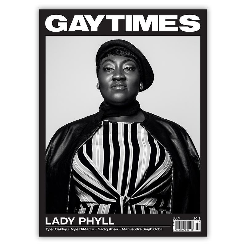 Kofi-Paintsil_Gay-Times_Lady-Phyll_COVER.jpg