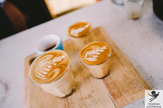 悉尼咖啡店 - Good Cafes in Sydney
