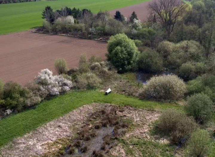 科学家说,在受保护的区域和自然保护区内放置的马氏诱集器,使得昆虫数量的锐减更加令人担忧。图片由昆虫学家协会提供。