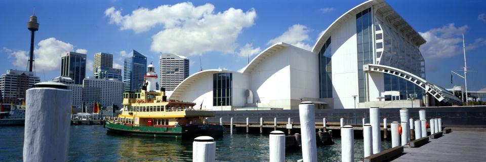 澳大利亚海事博物馆。图片来自博物馆官方网站。