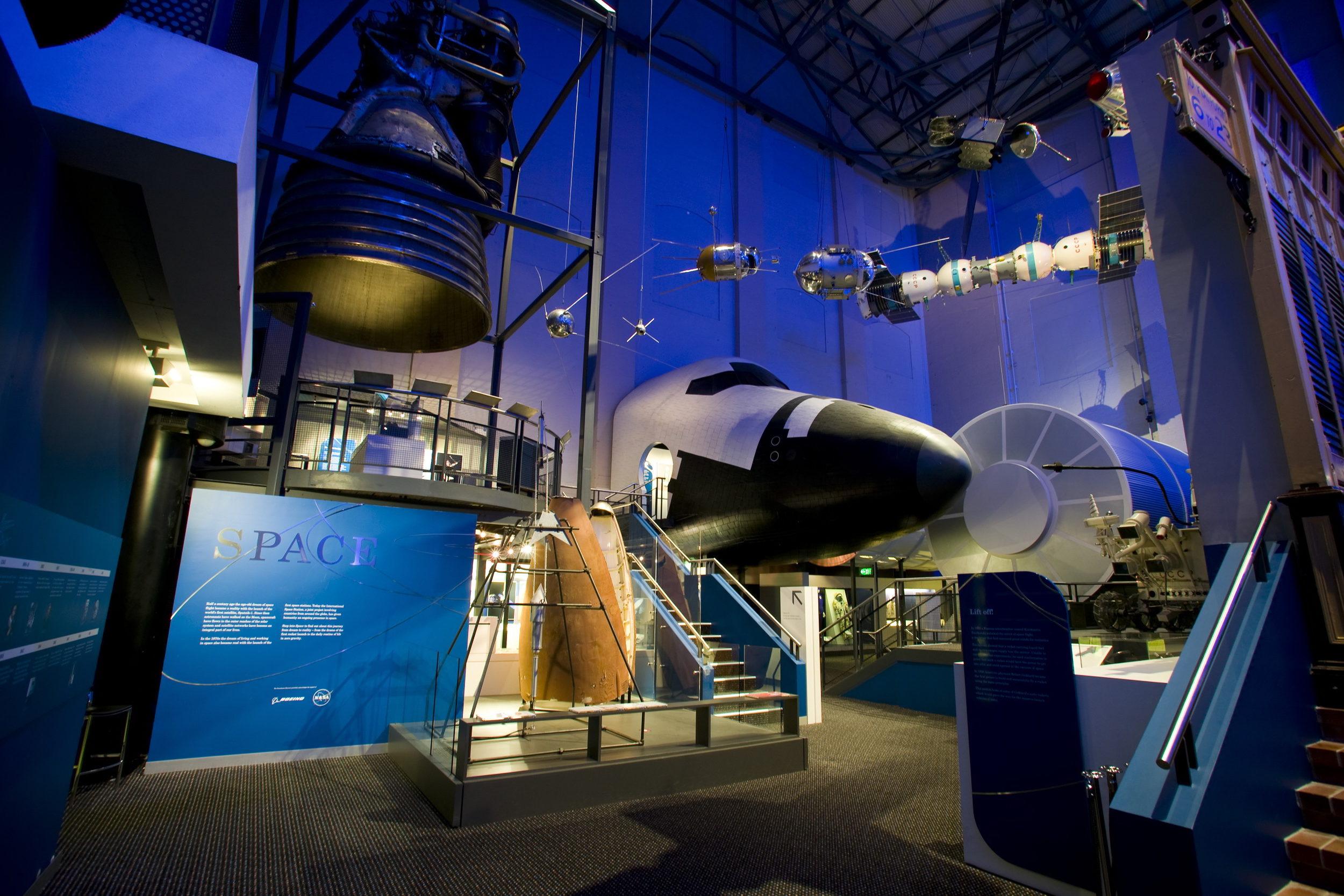 动力博物馆,图片来自博物馆官方网站。