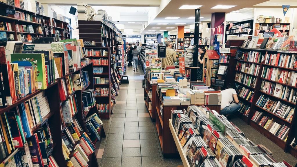 Readings书店。图片来源于City of Melbourne
