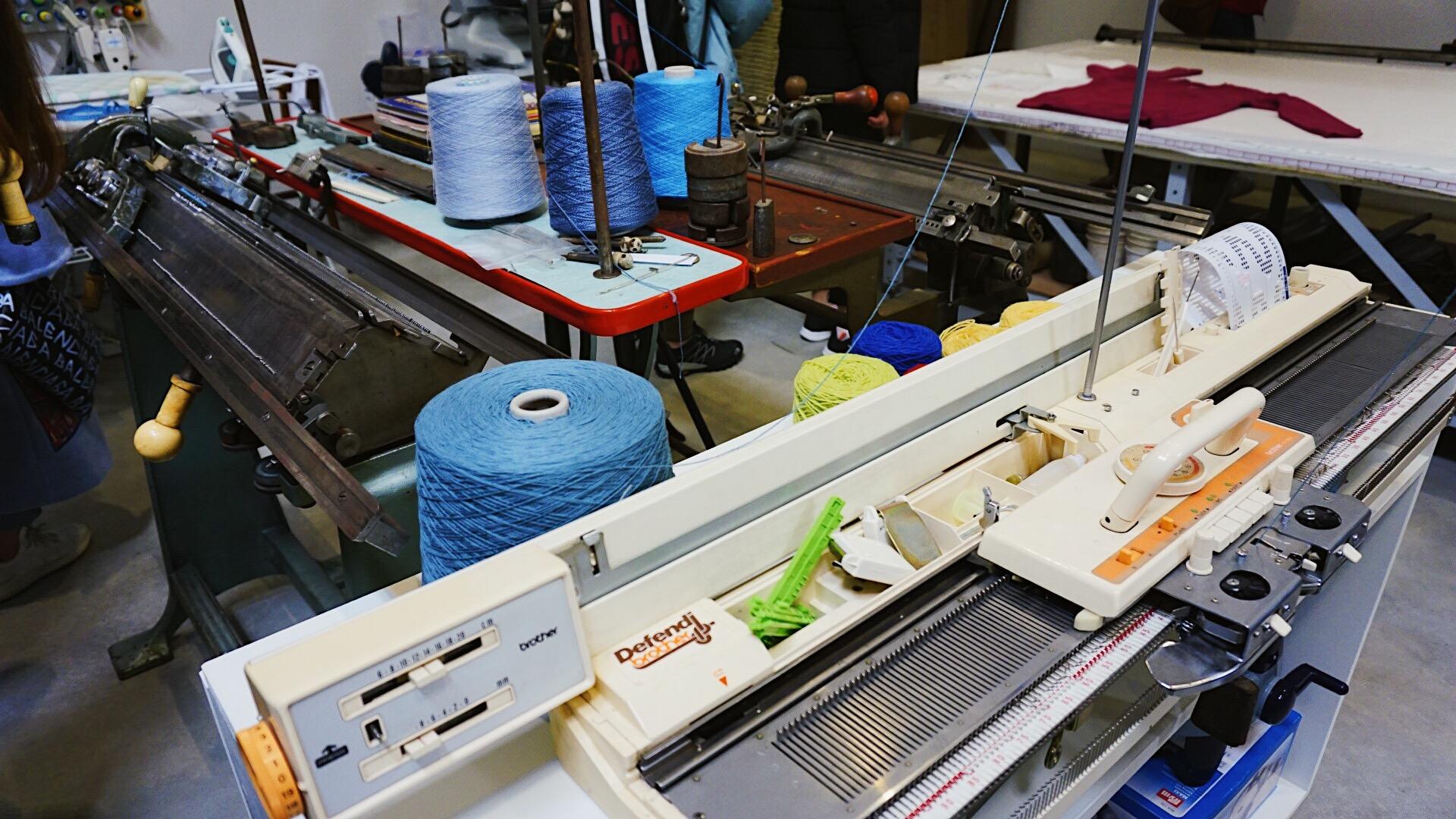 今非昔比的纺织业