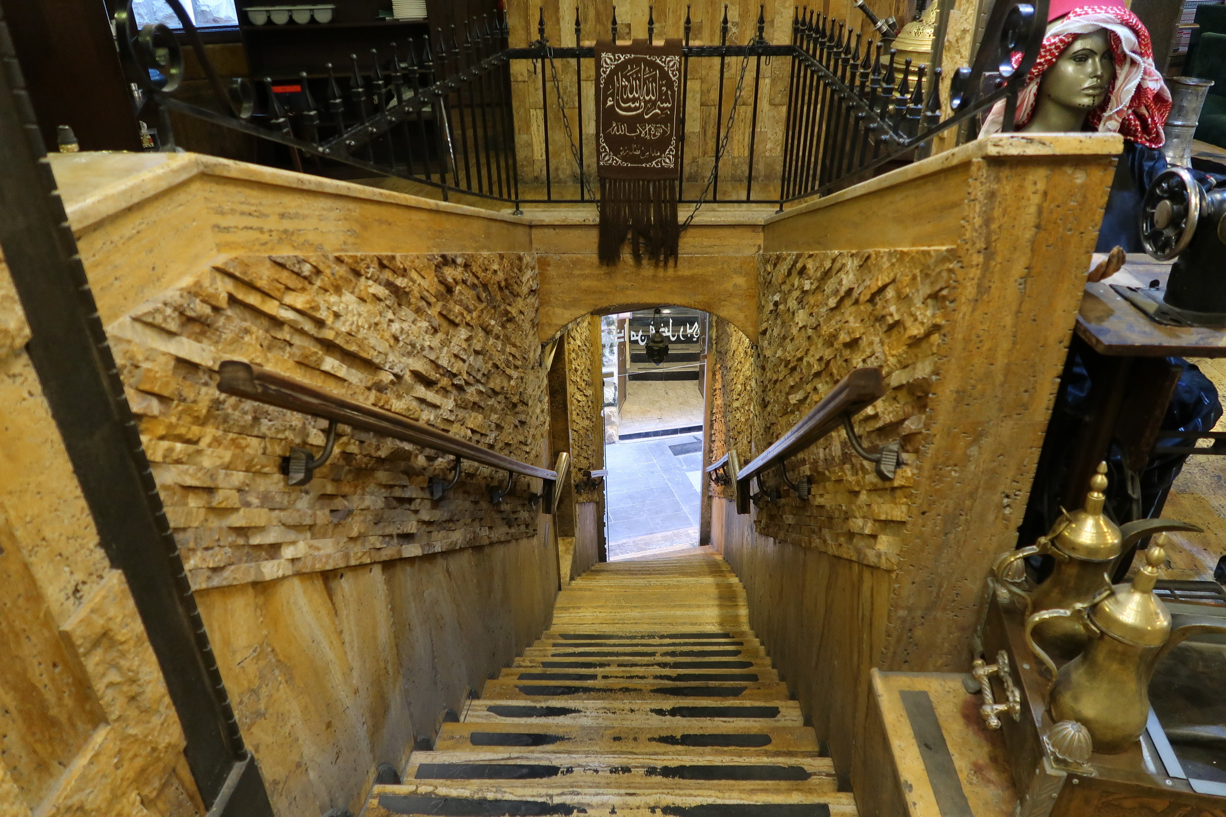 咖啡馆的入门台阶
