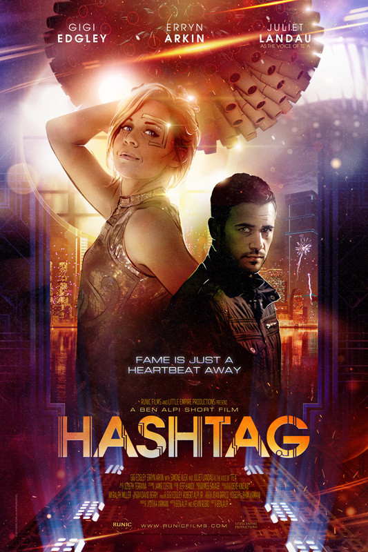 HASHTAG    在社交媒体名人主宰人类的未来,X是世界上最出名的在线偶像,但她得坚持多久来保持她的受欢迎程度?    片长: 14:58 分钟   国家: 美国  导演:  Ben Alpi