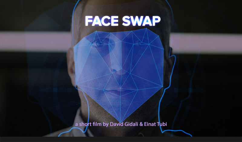 FACE SWAP    由两位国际公认的一线电影明星主演,Face Swap短片以具争议性的机器学习算法延伸故事,探讨了未来人类社会的道德走向。故事讲述了一位男人说服他的妻子,尝试使用一个新的人工智能技术,从而提高他们的性生活,然而,他最终得到的结果却… …    片长: 5:01 分钟   国家: 美国  导演:  David Gidali, Einat Tubi
