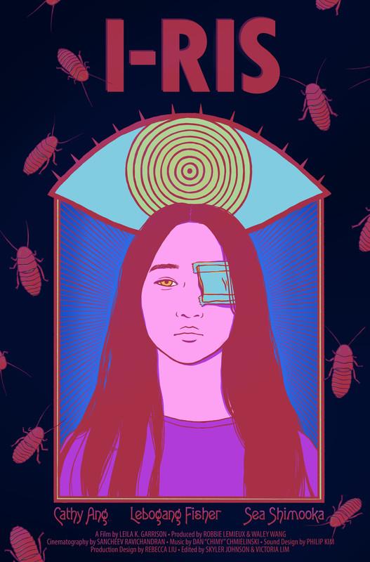 I-RIS    在一个人们可通过植入眼睛而调整自己所见的世界,一位年轻女孩的手术并发症,给她造成视觉上的创伤。    片长: 12:11 分钟   国家: 美国  导演 :Leila Garrison