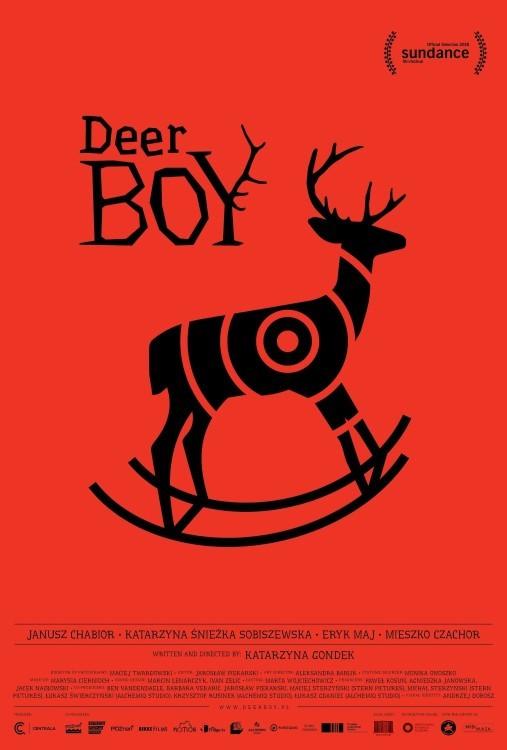 Deer Boy    一名猎人的儿子,出生时头上长了鹿角。他意识到每一个人都会杀害他喜爱的事物。    片长: 15:00 分钟   国家: 波兰  导演 :Katarzyna Gondek