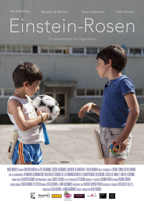 Einstein-Rosen    Teo声称他找到了虫洞,然而他的哥哥不相信他。    片长: 9:00 分钟   国家: 西班牙  导演 :Olga Osorio