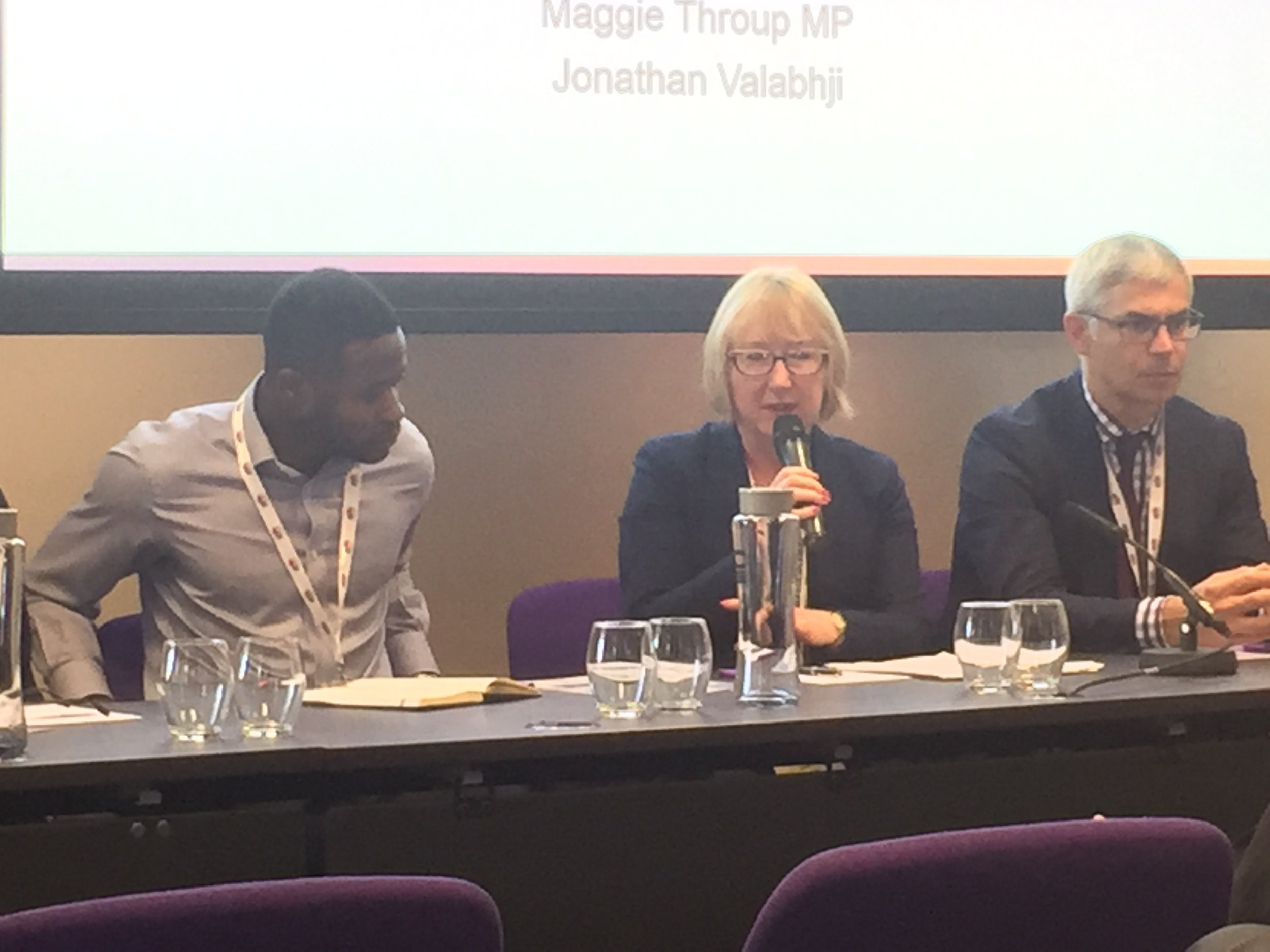 Obesity APPG Chair speaks at IFSO Conference -