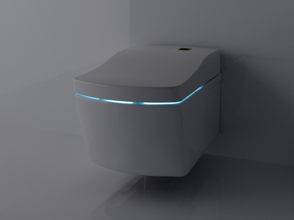 TOTO - Washlet - Exclusive to Napier Bathrooms and Interiors in Scotland