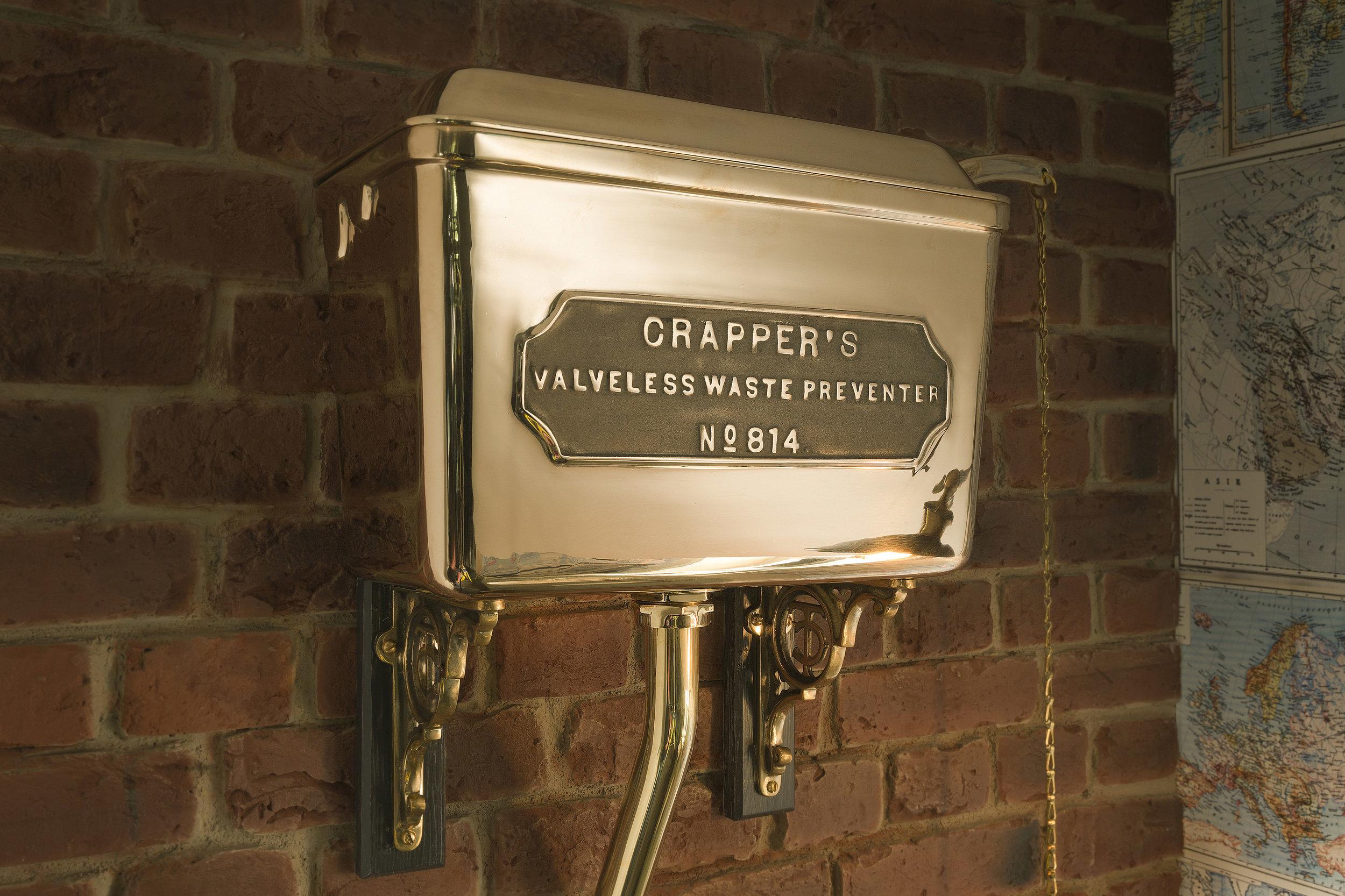 Thomas Crapper -