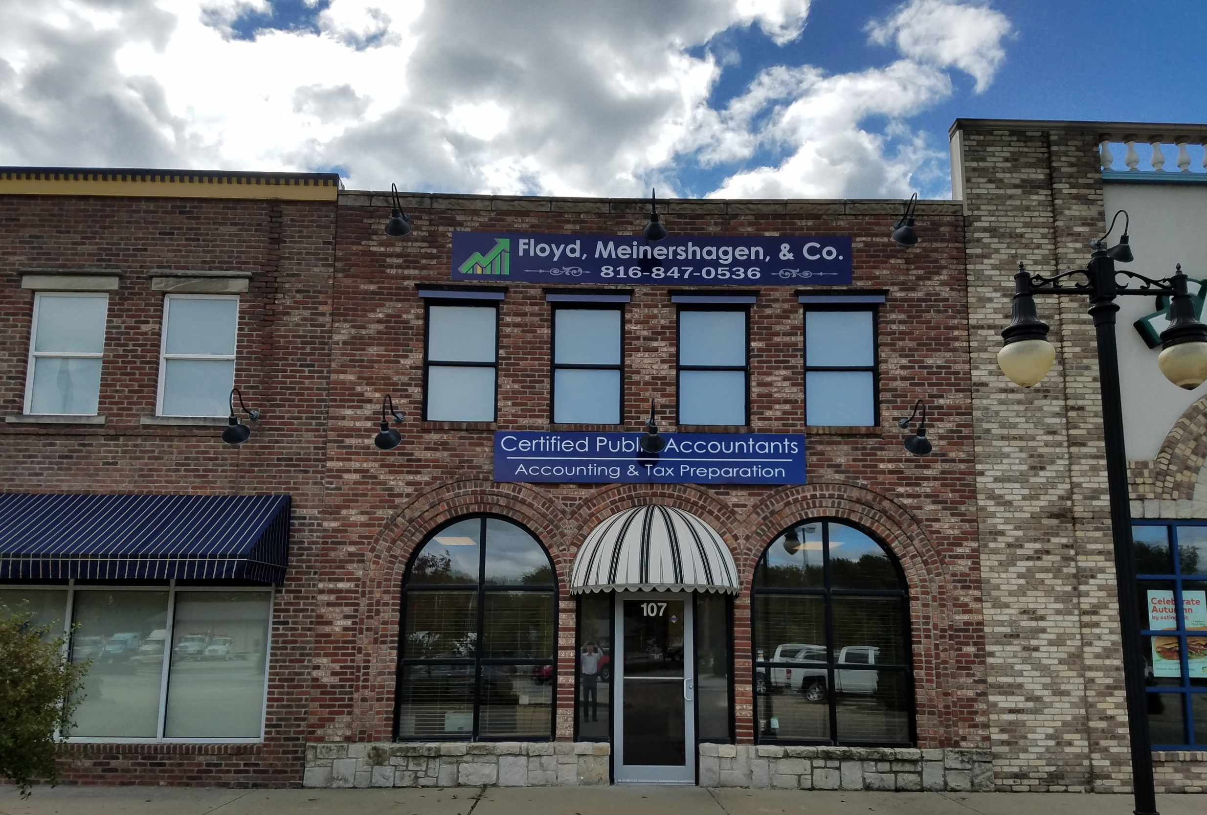 Our Office - 107 SW Eagles ParkwayGrain Valley, MO 64029