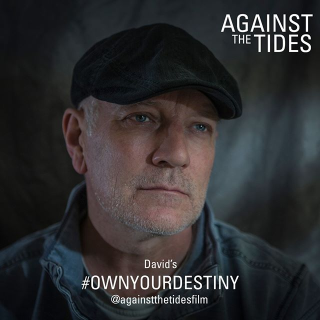 """David Leyland talks about his take on #ownyourdestiny- """"Some of our friends thought we were foolhardy, when in 1987 we moved from the hustle and bustle of London life to the sleepy countryside of Mid-Wales. It was a time of great unease with the Cold War in its final throes and we were looking for a safer place to raise our three-month old daughter. After three years we wanted more land and space but smallholdings even in Wales were out of our reach, financially.⠀ ⠀ In the summer of 1990 we were on holiday in France. We decided to take a look at an Agence Immobilier (estate agents) to see what was available. Having checked the prices of suitable properties, we decided there and then that France was somewhere we'd love to live!⠀ ⠀  We sold our house in Wales after a short house-hunting visit to Southern Brittany. Suitably equipped with rose tinted spectacles, we bought a run-down French farmhouse with four acres of land and two barns. Not speaking a word of French, no job to go to, a three-year old daughter, two dogs, one cat and a French dictionary in hand, we set off on our new adventure! ⠀ ⠀ The friends who had thought that we were mad to go to live in Wales decided that we had lost the plot completely. The rose-tinted spectacles quickly lost their colour; the farm was in a much worse condition than we had expected and not speaking French was difficult, but it was the start of a fantastic adventure which, in time, gave my family and me a second language and changed our lives forever.⠀ """"⠀ .⠀ .⠀ .⠀ .⠀ #againstthetidesfilm #BethFrench#swimming #swimathon #firstwoman#documentary #powerfulwomen#oceanswimming #womeninsport#openwaterswim #oceanseven#femaleathlete #womeninfilm#documentaryfilm #channelswimming#singleparent #winner#womenempowerment #britishfilm#selfbelief #selfbelieve #lifejourney#mentallystrong #believeinyou#workonyourself"""