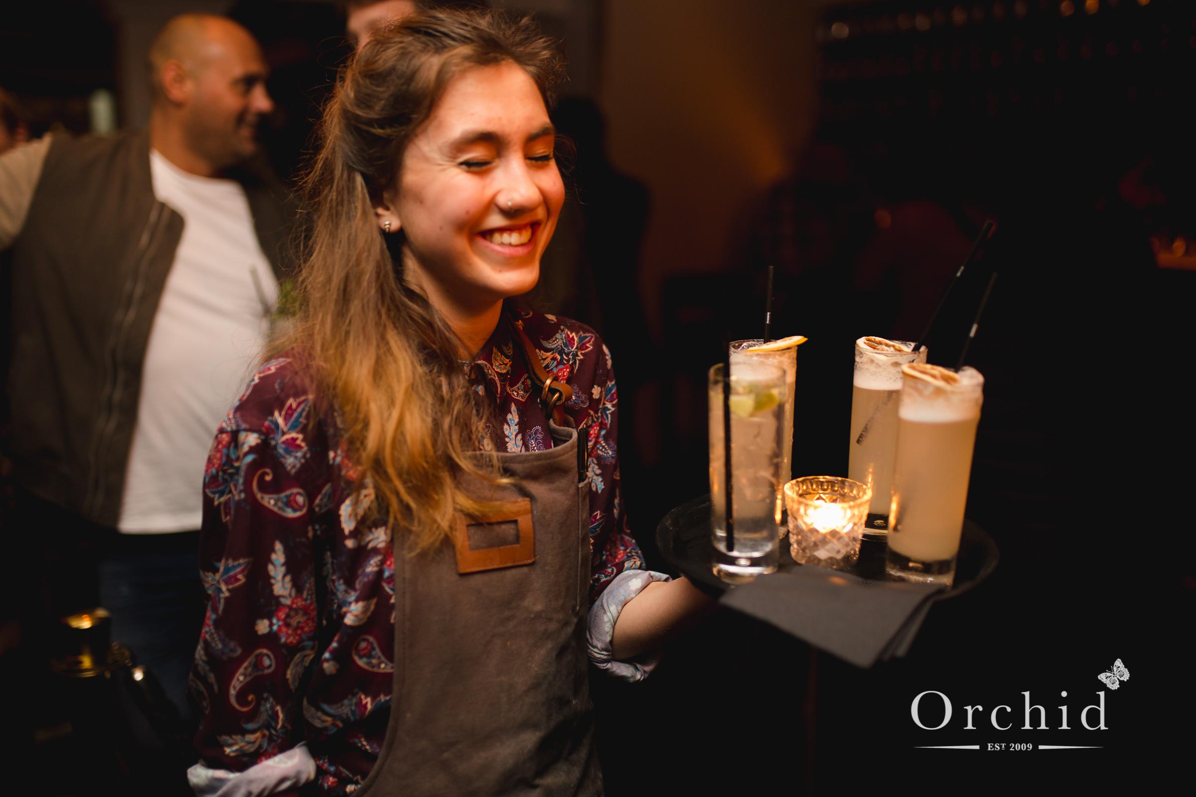 Verity Church - Bartender