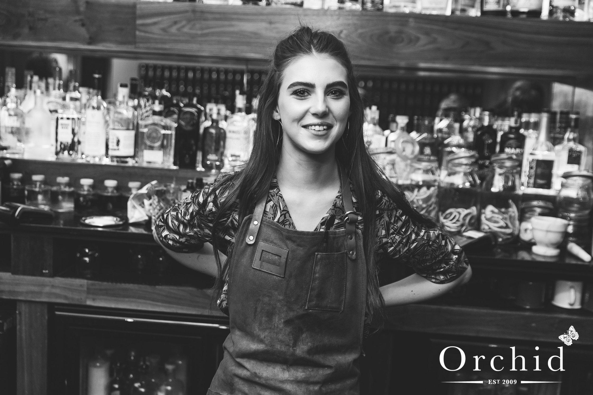 Iona Wearing - Bartender