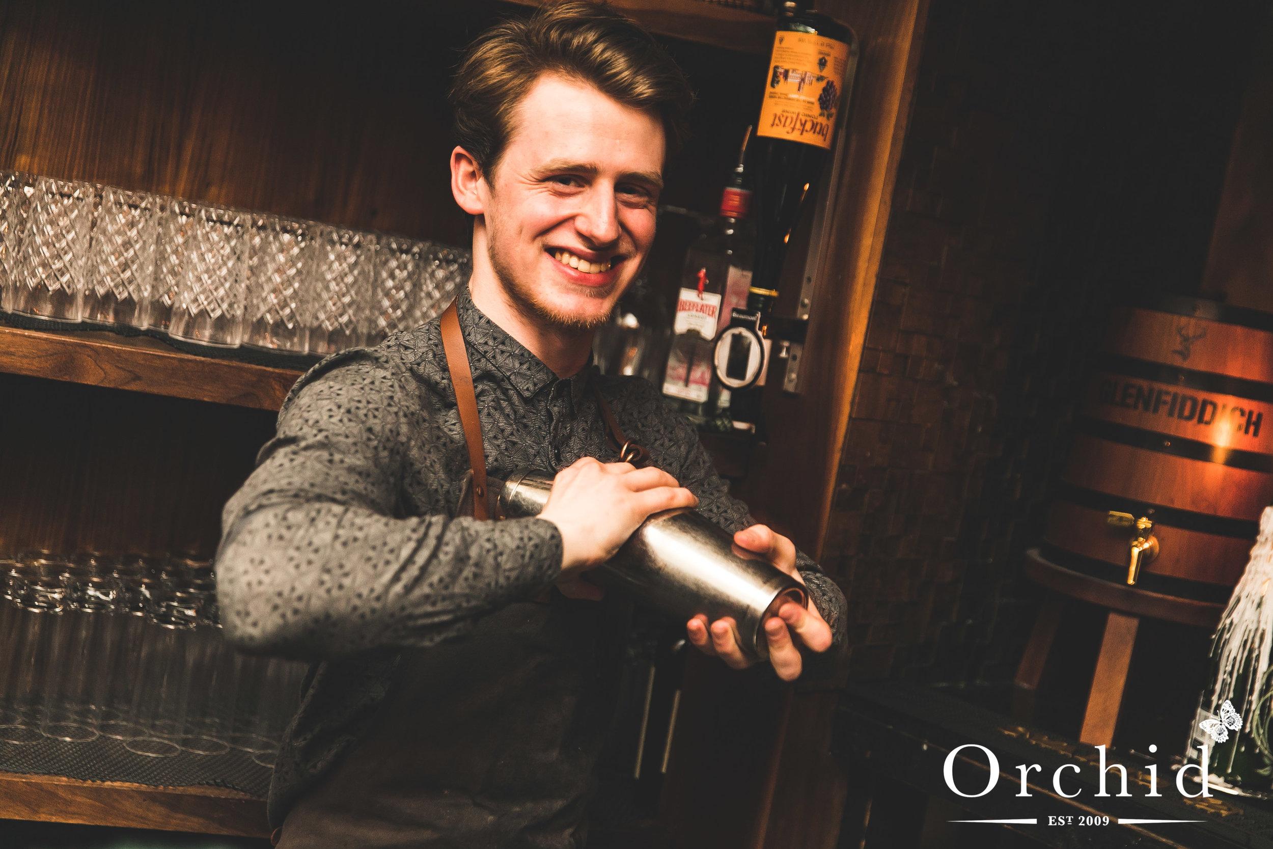 Ryan Mackie - Bartender