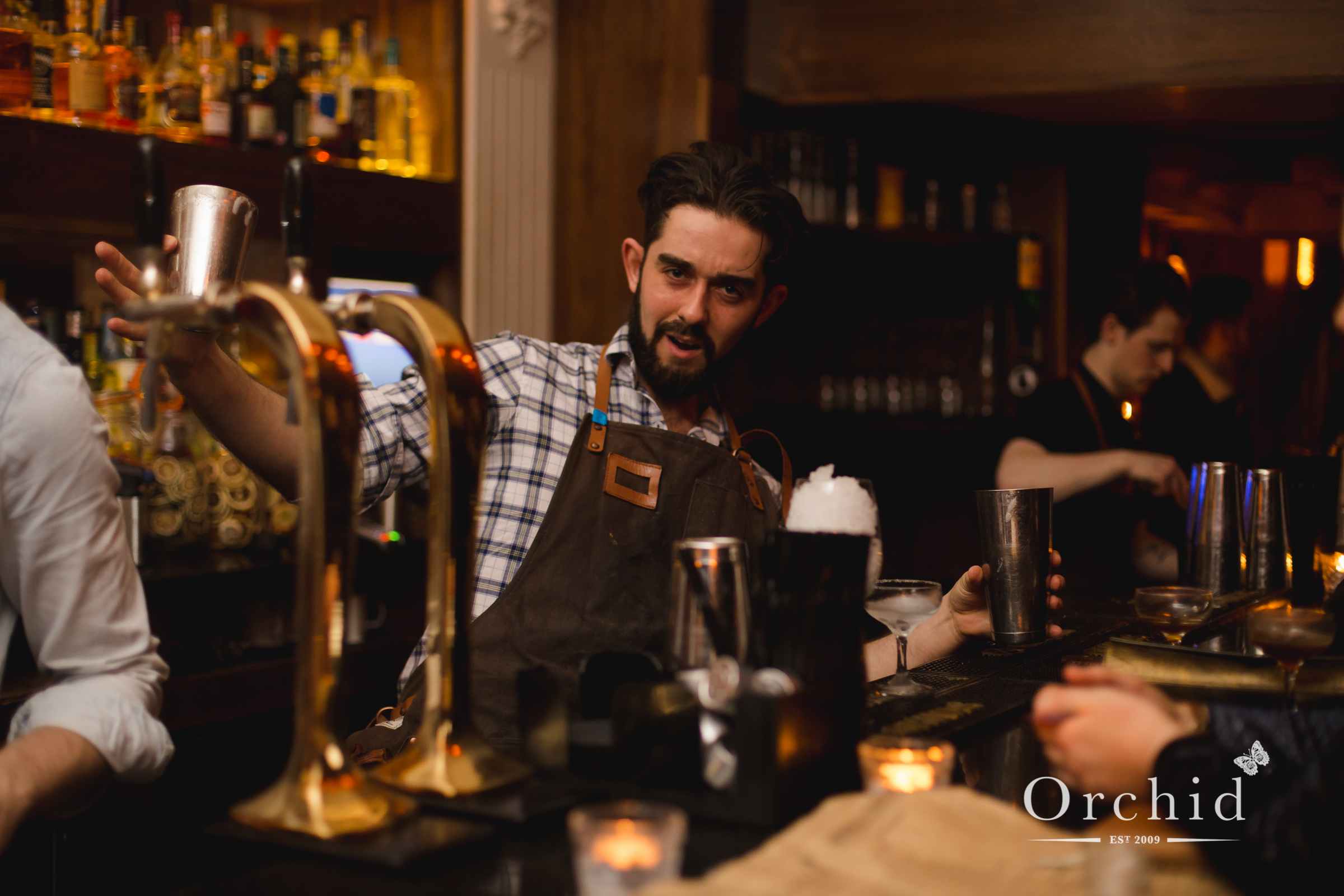 Adrian Forde-Beggs - Bar Manager