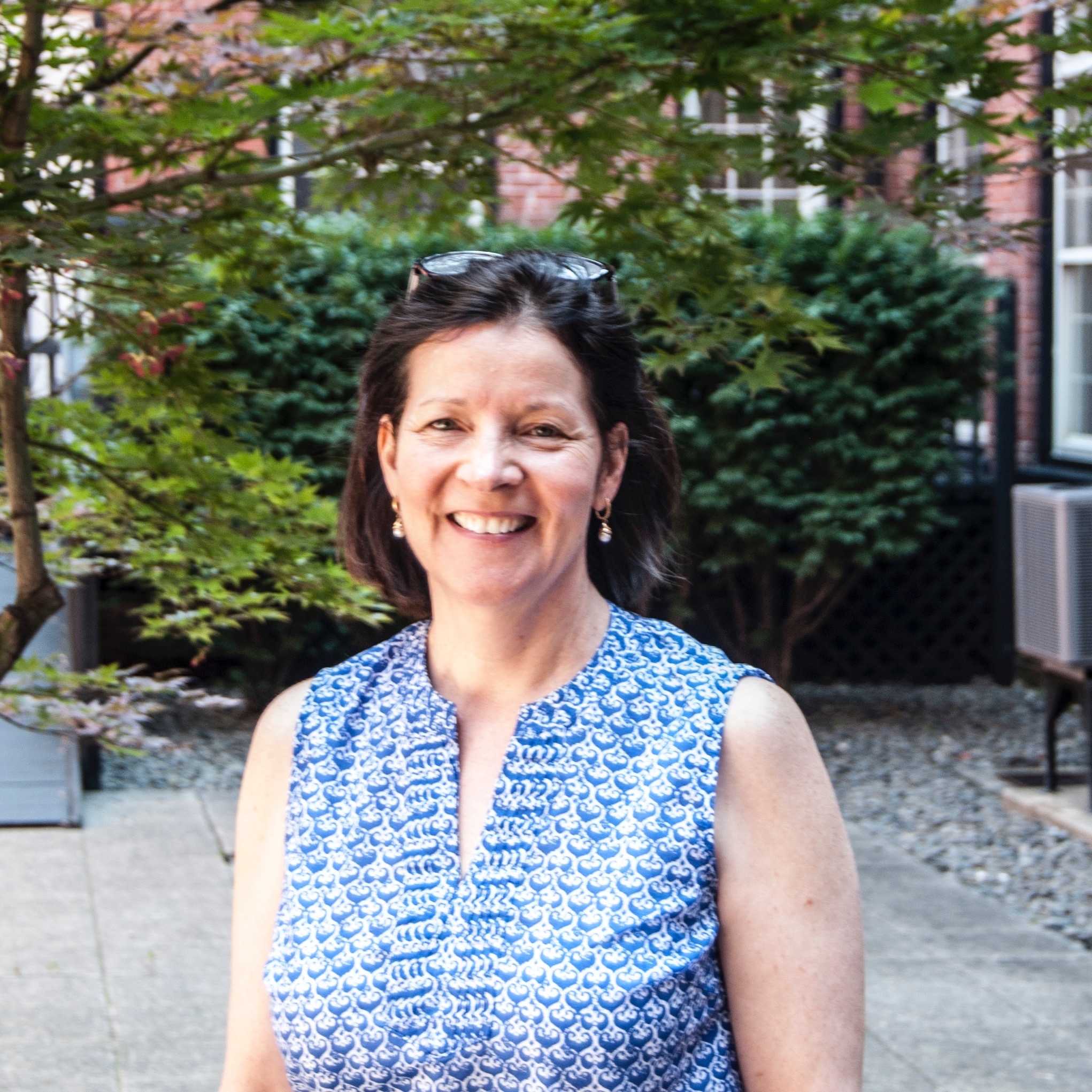 Christine Himler, R.L.A - Landscape Design Project ManagerChristine Himler has over twenty-five years of experience in landscape design and project management. Christine is a Registered Landscape Architect with a Bachelors Degree in Landscape Architecture from Penn State University. Christine has provided landscape design services in an extensive variety of settings over her years of experience. Christine has recently completed master planning and construction plans for large scale public park projects in Pittston City at Sullivan Park and the Library Amphitheater and at the Factoryville / Clinton Township Joint Municipal Park. Christine also serves private clients by providing services such as the preparation of site feasibility studies, the development of subdivision and land development plans, and landscape design for commercial and residential projects. Christine is responsible for assisting in the expansion of the firm's presence and client base in the Central Pennsylvania and Lehigh Valley Regions.