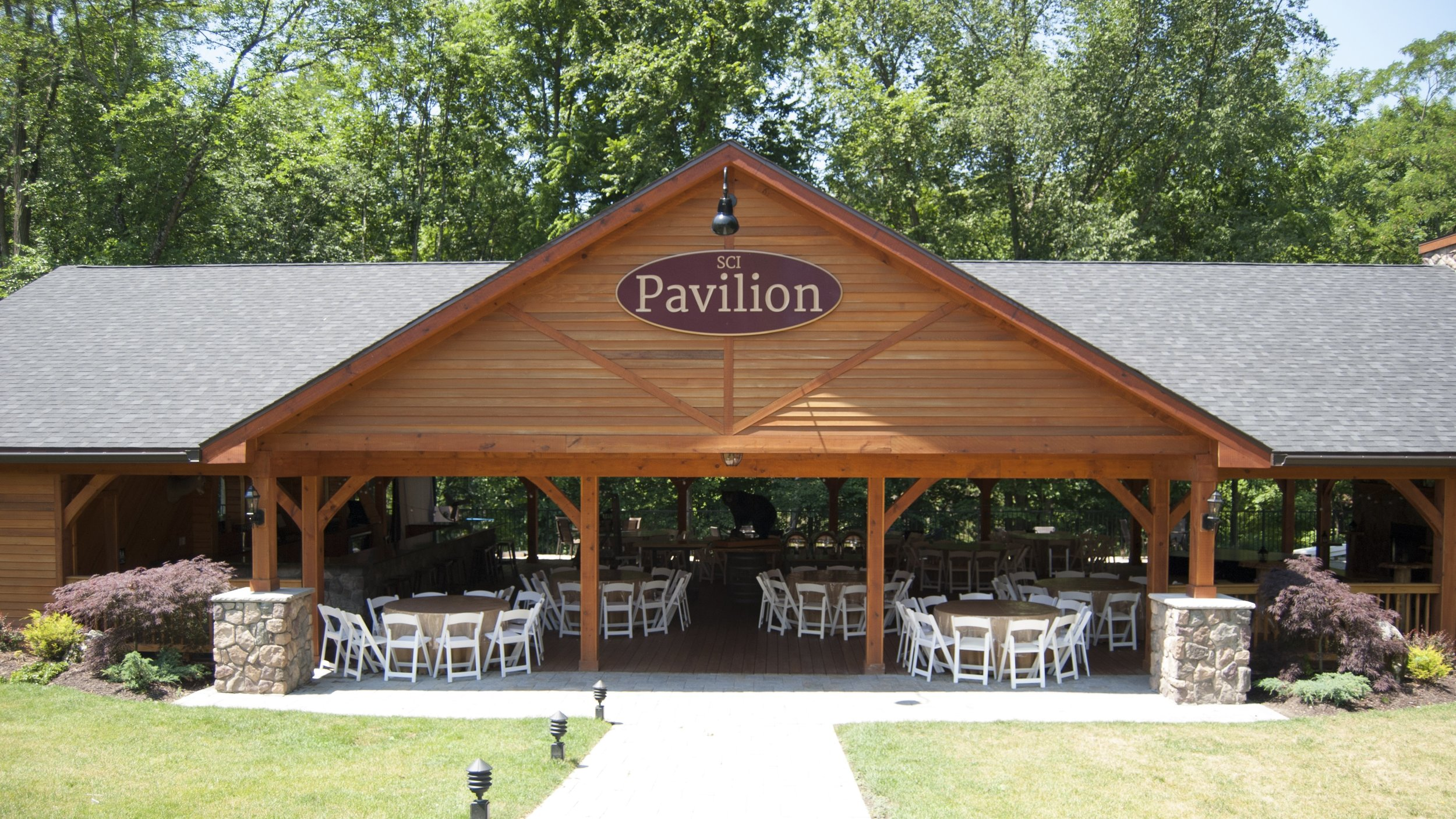 The Pavilion at Stroudsmoor Inn Stroudsburg, PA