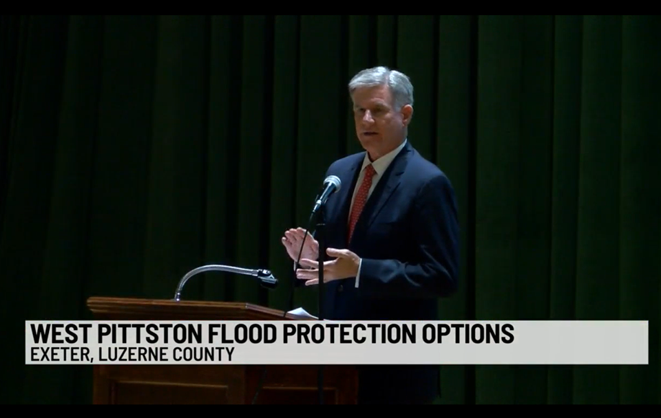 "Reilly Team to ""Fight the Flooding"" with levee system plan -"