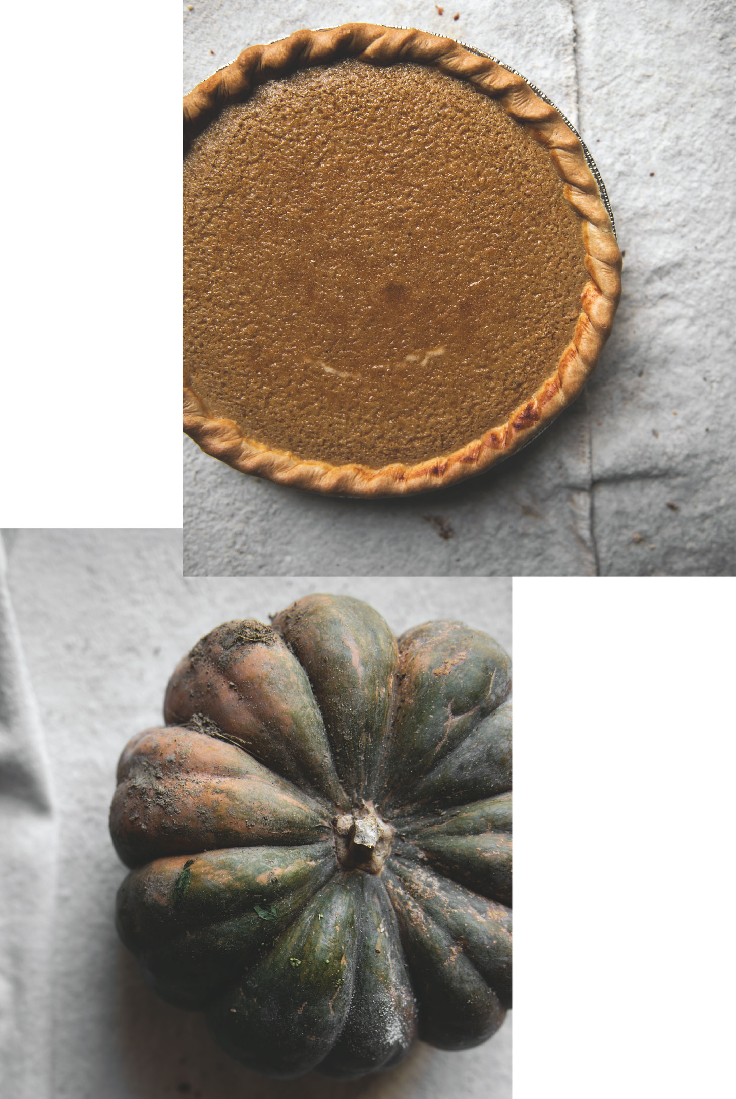 Bread Alone Pumpkin Pies