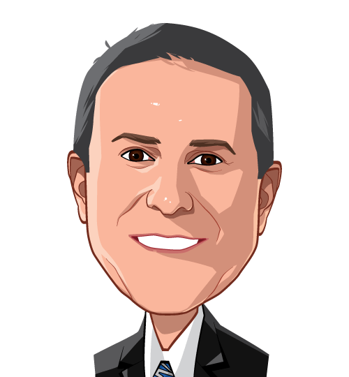 Brian Cornell CEO, Target