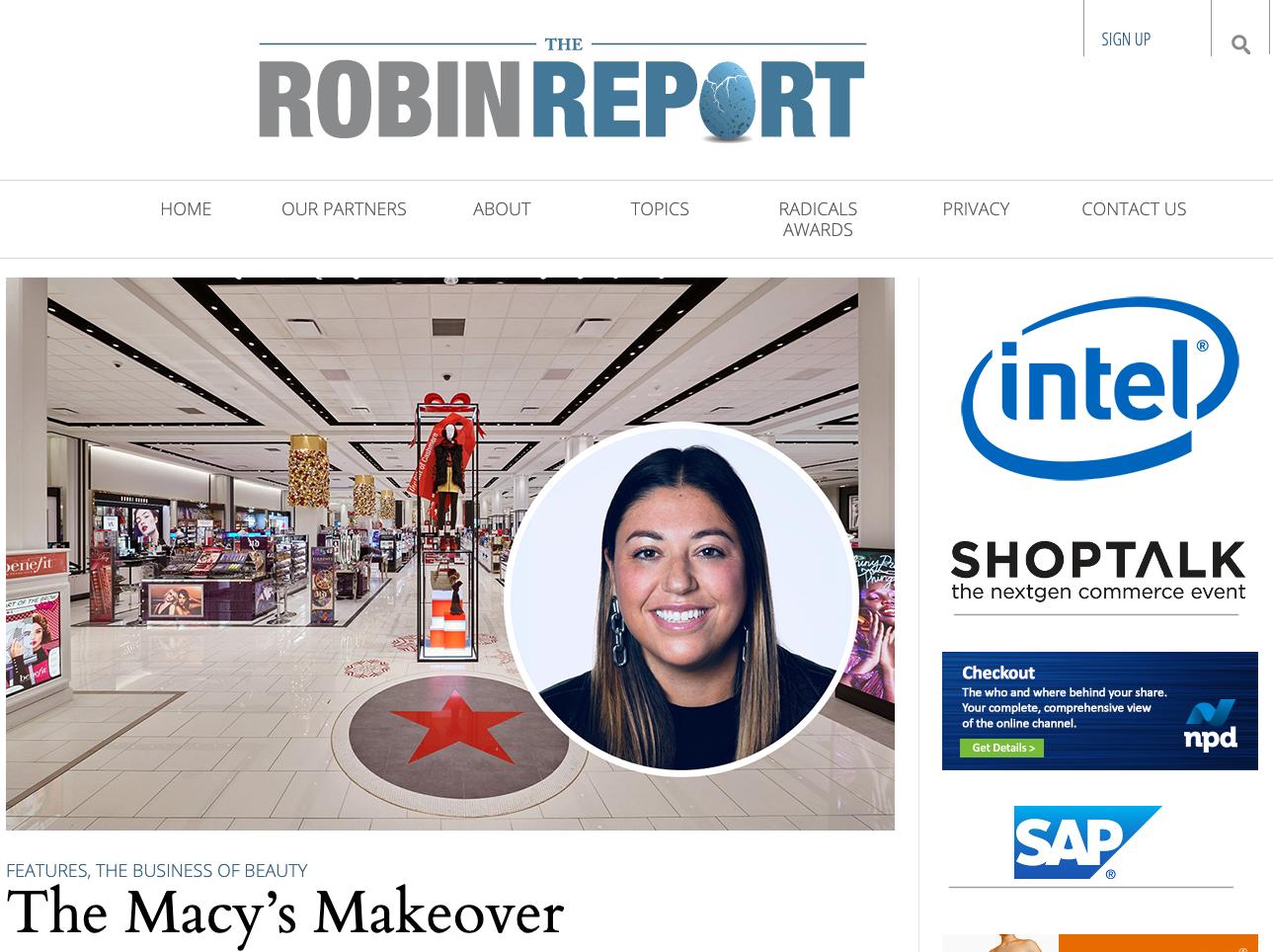 Perch_Robin Report_Macy's
