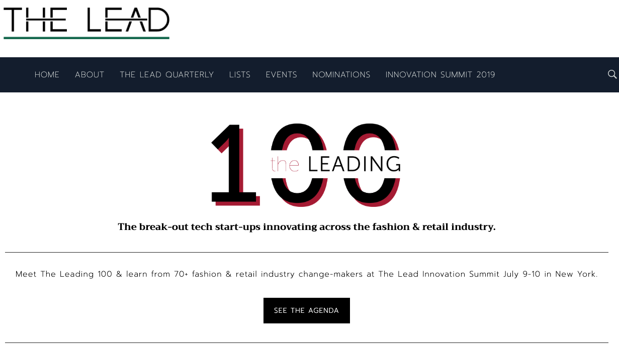 Perch is honored that our efforts in the retail space are being recognized by The Lead as one of The Leading 100 retail technology companies of 2019.  Perch's mission is to lead the change in retail from static physical stores to interactive, media-rich digital stores. In pursuit of that mission, we have had the opportunity to collaborate with extraordinary partners and design revolutionary in-store experiences that are raising the expectations of shoppers, in-turn growing our network by 7.9x.  As retail continues to evolve we are going to see rapid adoption of embedded sensors, screens, and better payment processes, and Perch is proud to be part of that evolution.   Read the full article here.
