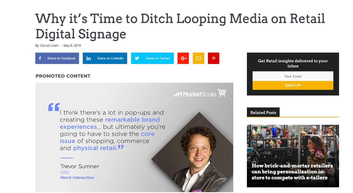 Perch_MarketScale_looping_media_on_retail_digital_signage