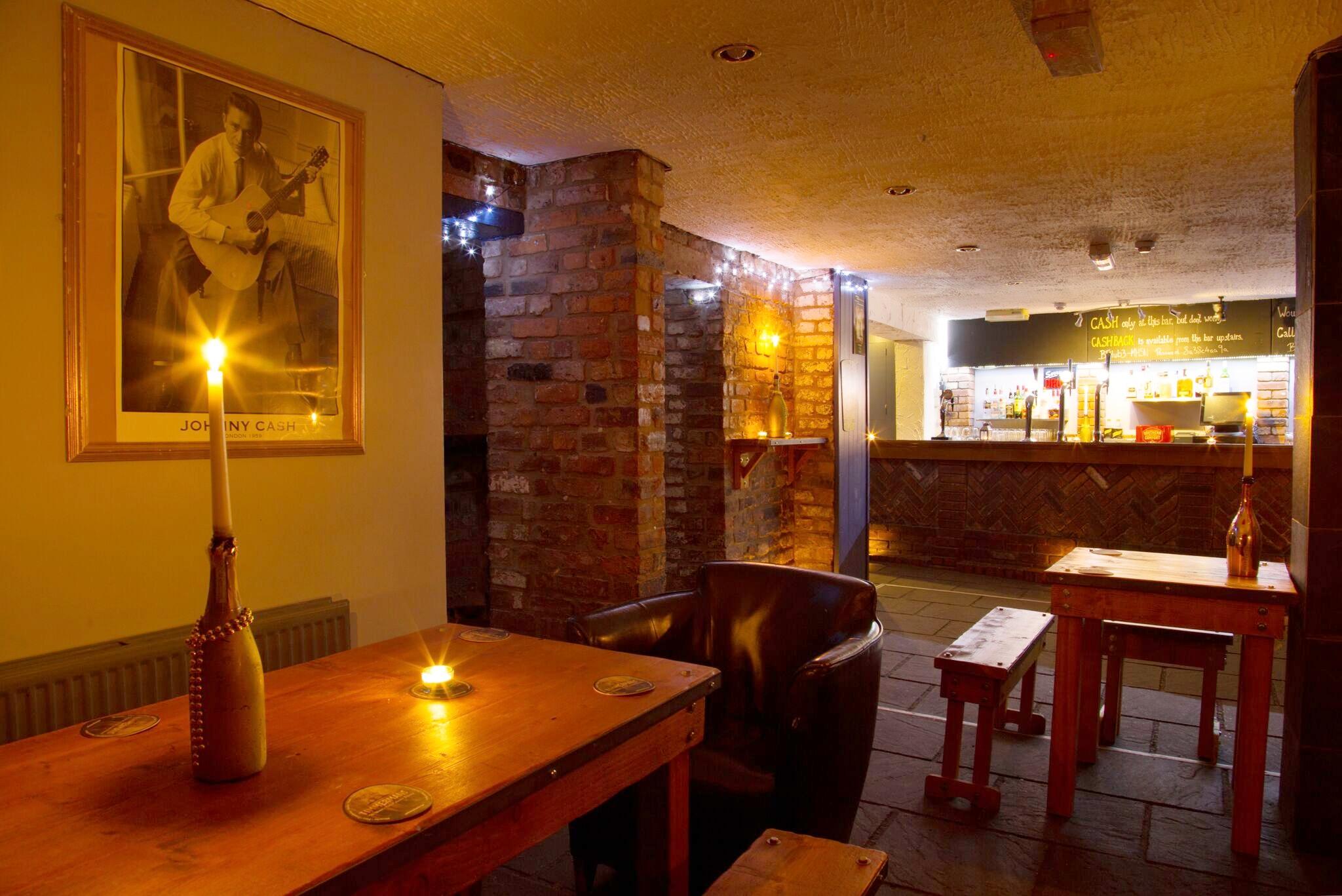 The Cellar Bar Chester