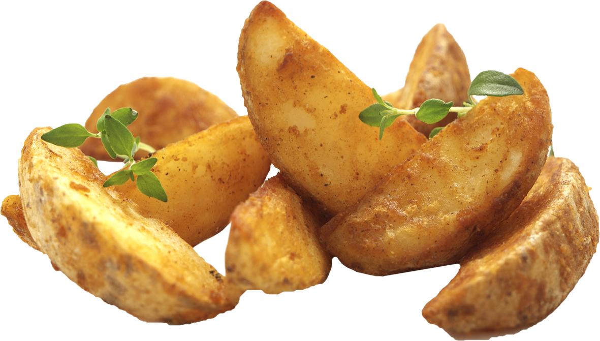 Wedges - Würzige Kartoffelschnitze7.50
