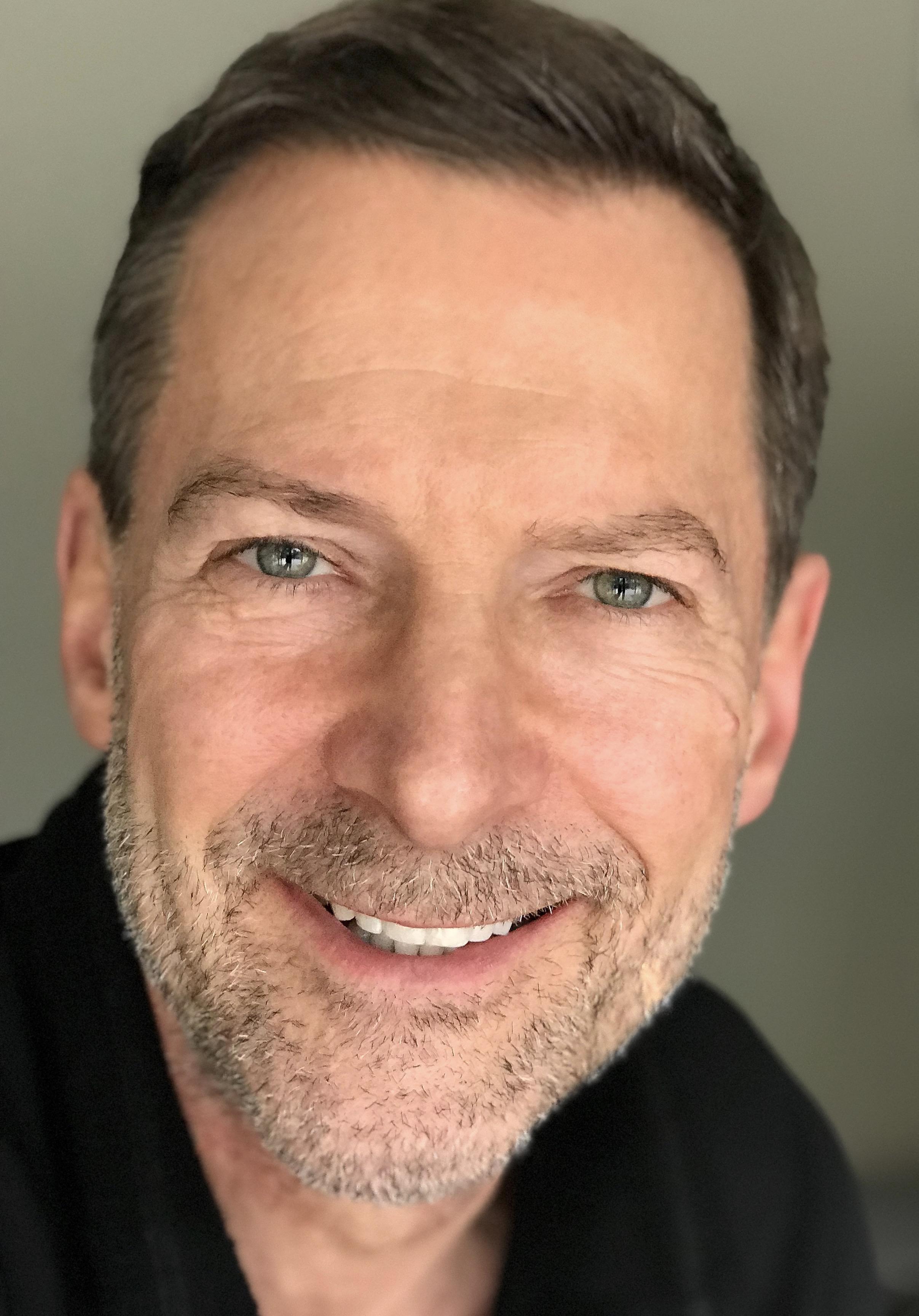 Mark F. Model + Actor + Spokesperson