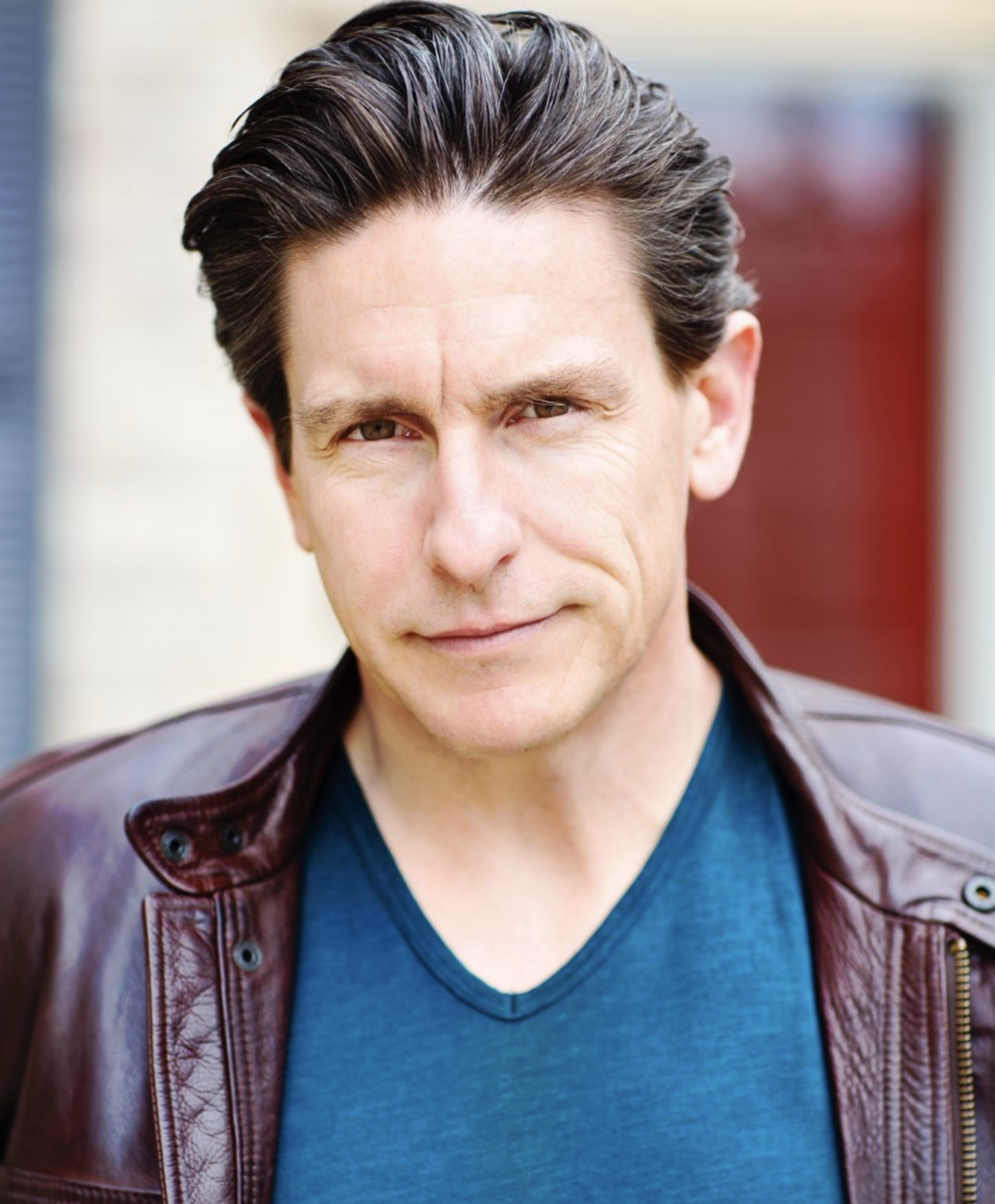 Mark B. | Actor + Spokesperson
