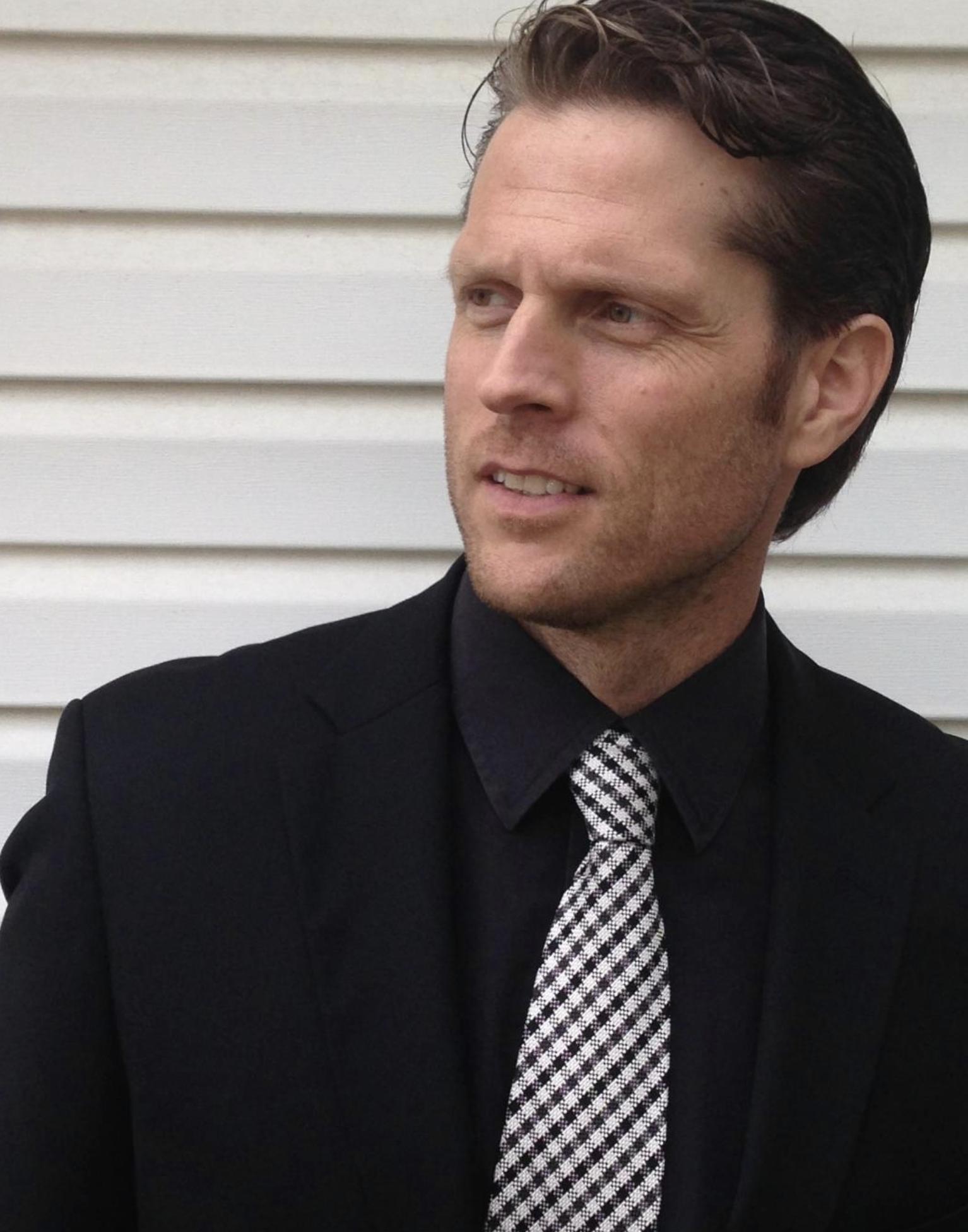 Glenn D. | Model + Actor + Spokesperson