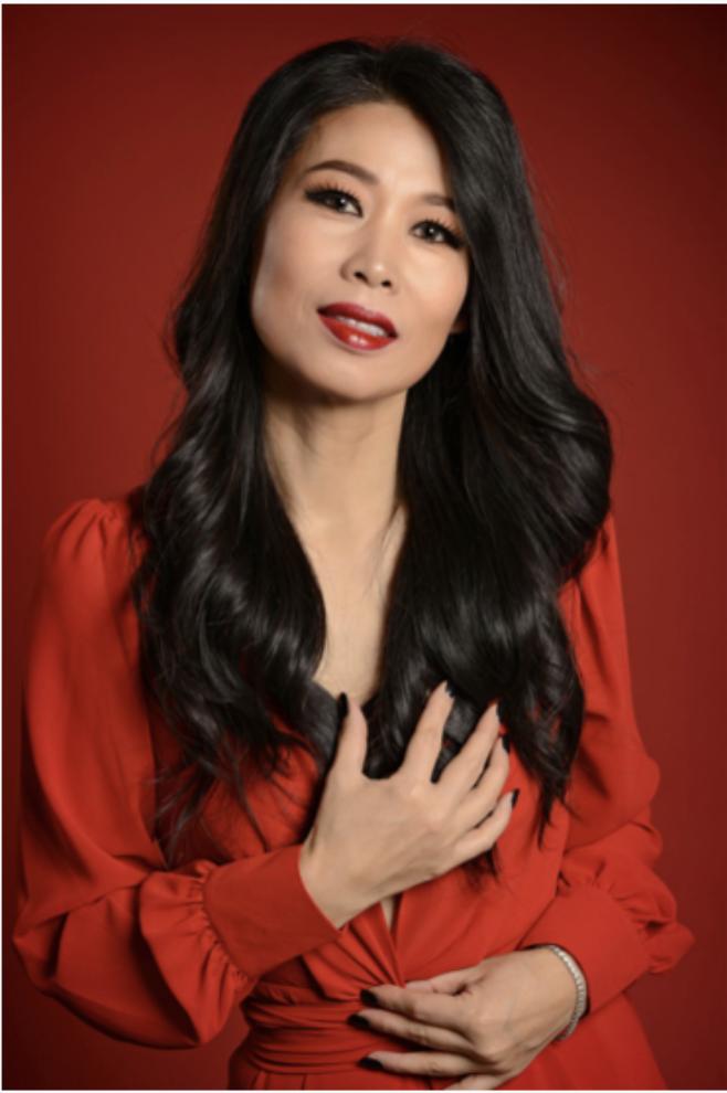 Jin D. | Model + Spokesperson
