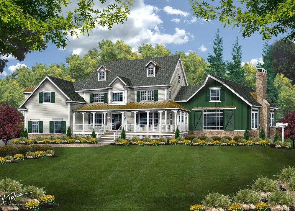 Bernardsville Renovation & Addition #2